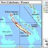 Coral Reefs And Mangroves - New Caledonia