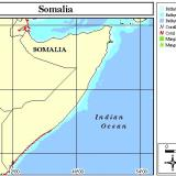 Coral Reefs And Mangroves - Somalia
