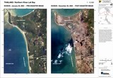 Post Tsunami images (IKONOS) of North of Khao Lak Bay, Thailand