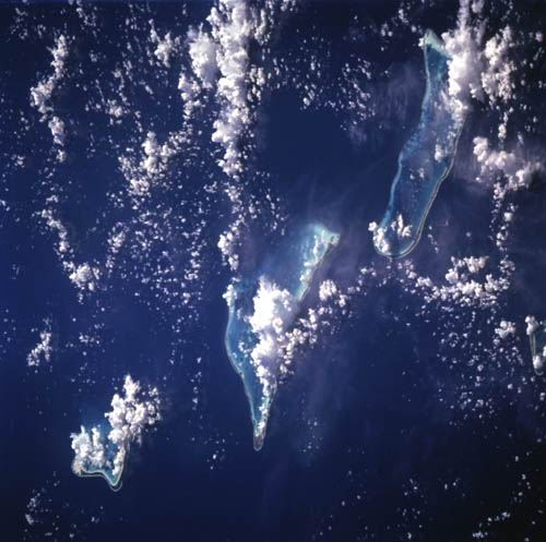 Abaiang and Tarawa Atolls