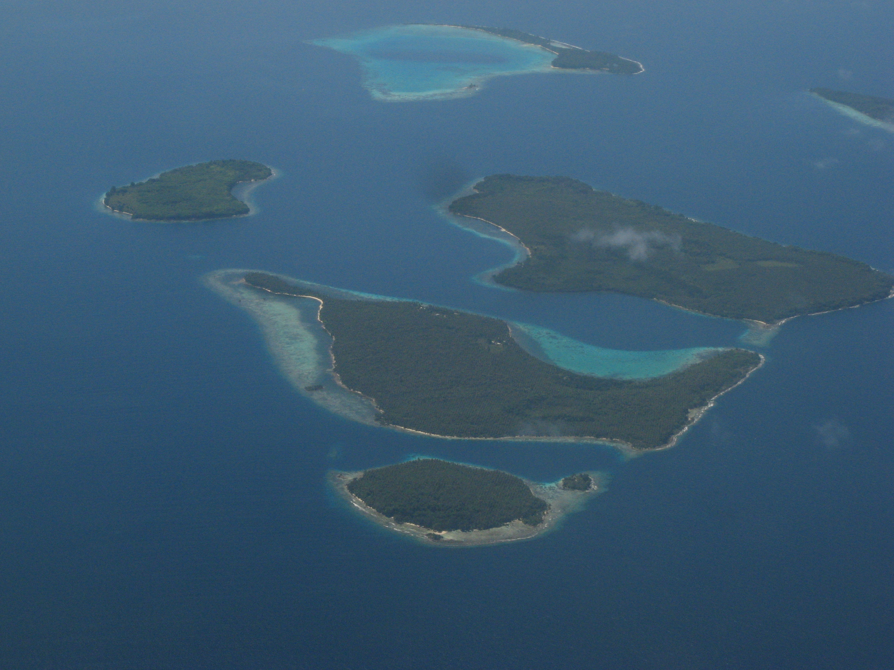 Islets of Solomon Island