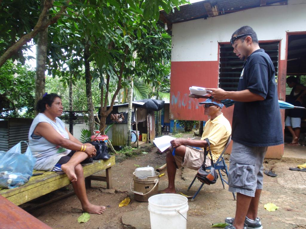 SEM-Pasifika interview in Palau